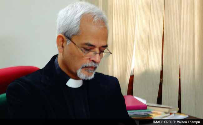St Stephen's Row: Woman's Panel Sends Show-Cause Notice To Valson Thampu