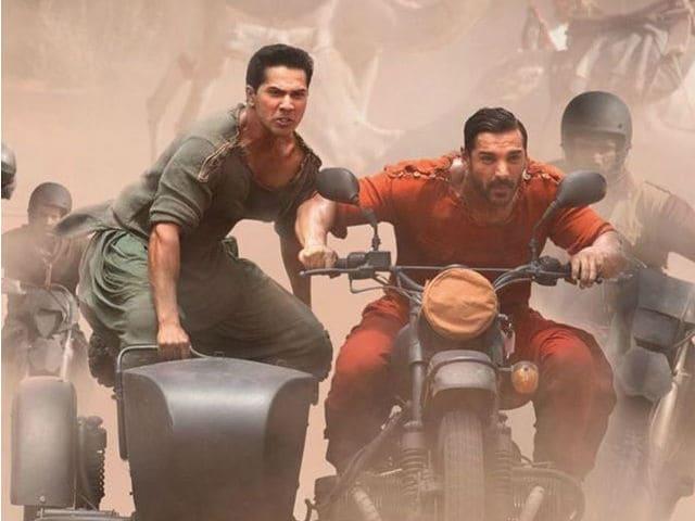 Varun Dhawan Flies to Abu Dhabi For Dishoom. Says He's 'Excited'