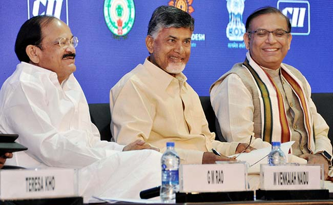 Andhra Pradesh Gets Rs 1.70 Lakh Crore Investment Pledge On Day 2 Of Summit
