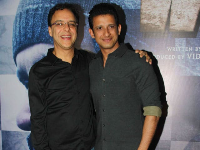 Sharman Joshi Will 'Always be Grateful' to Vidhu Vinod Chopra