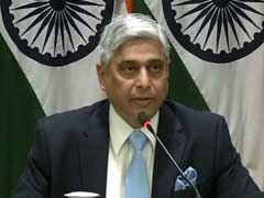 पाक की टिप्पणी से नाराज भारत ने कहा - 'हमारे आंतरिक मामलों पर उपदेश न दें'