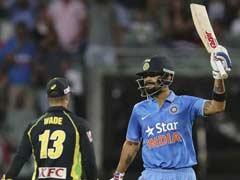 और भी 'विराट' हुआ कोहली का कद, फिंच को पछाड़कर टी20 में बने नंबर एक बल्लेबाज