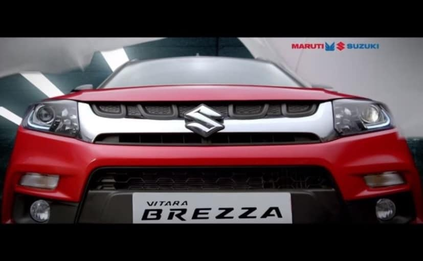Maruti Suzuki Vitara Brezza To Be Launched Only With A Diesel Engine