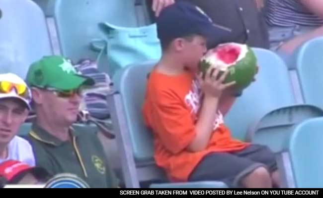 'Watermelon Boy' Finds Fame As First 'Viral Hit Of 2016'