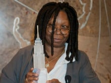 Whoopi Goldberg Says She Won The Oscar Once, So It 'Can't be Racist'