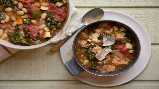 There's Nothing like a Bowl of Hearty Goodness to Warm a Chilly Night