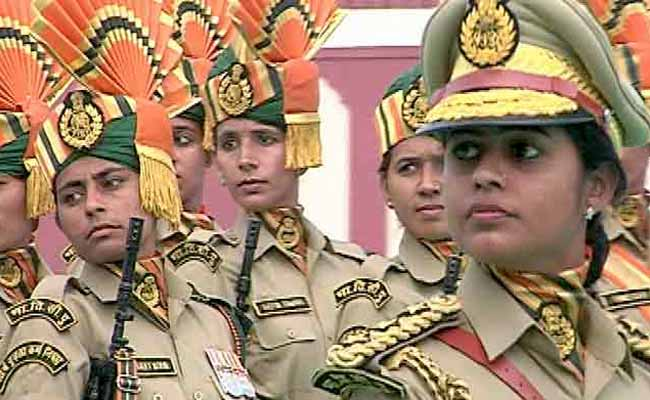 First 'Mahila Squad' Commissioned For High-Altitute Posts Of India-China Border
