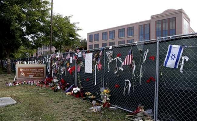 Workers Return To San Bernardino Offices Following Massacre