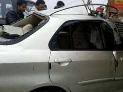 Dense Fog Leads To 20-Car Pile Up On Yamuna Expressway Near Delhi