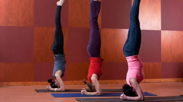 Some Yoga Poses May be Dangerous for Glaucoma Patients