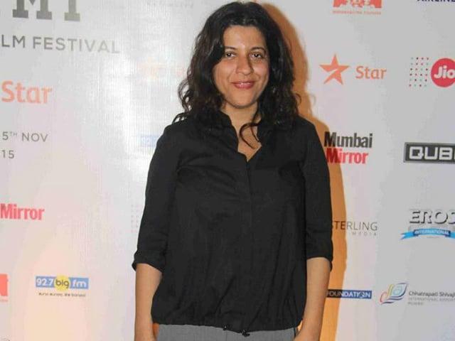 Zoya Akhtar Says State Censorship is 'Bizarre'