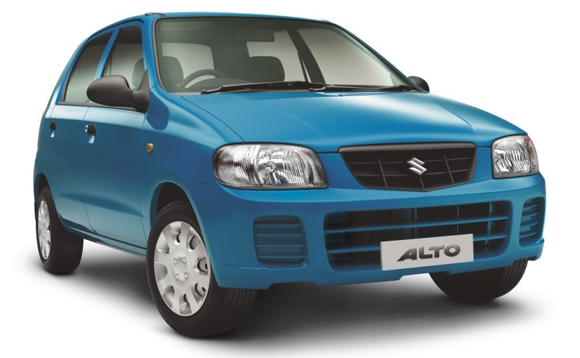 Exclusive Auto Sales >> carandbike Exclusive: Maruti Suzuki Alto Speeds Past 3 Million Units Milestone - NDTV CarAndBike
