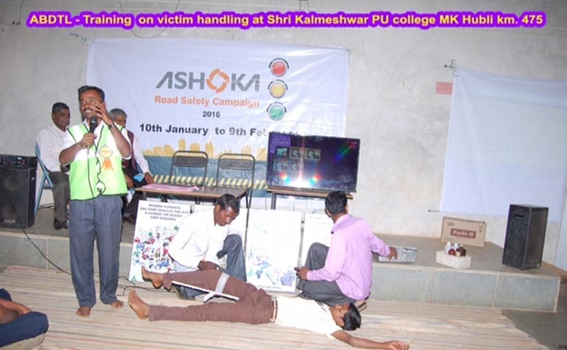 Ashoka Buildcon's All India Road Safety Campaign Commences