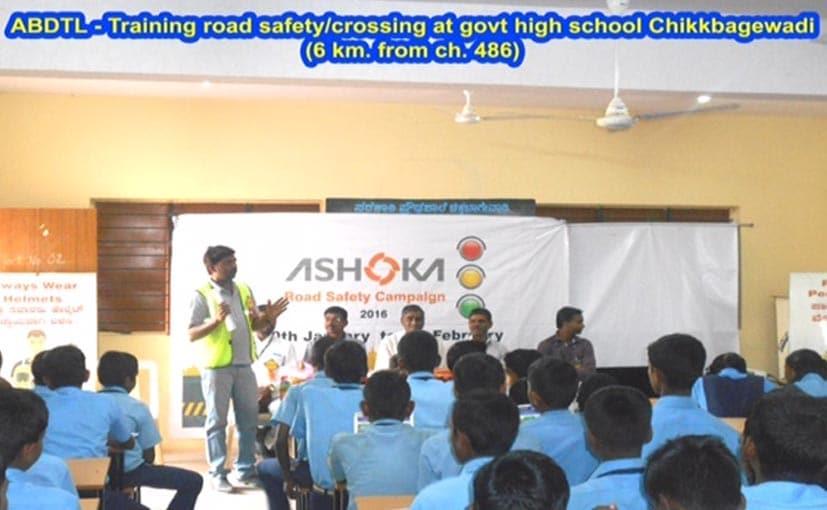 2016 Ashoka Road Safety Campaign