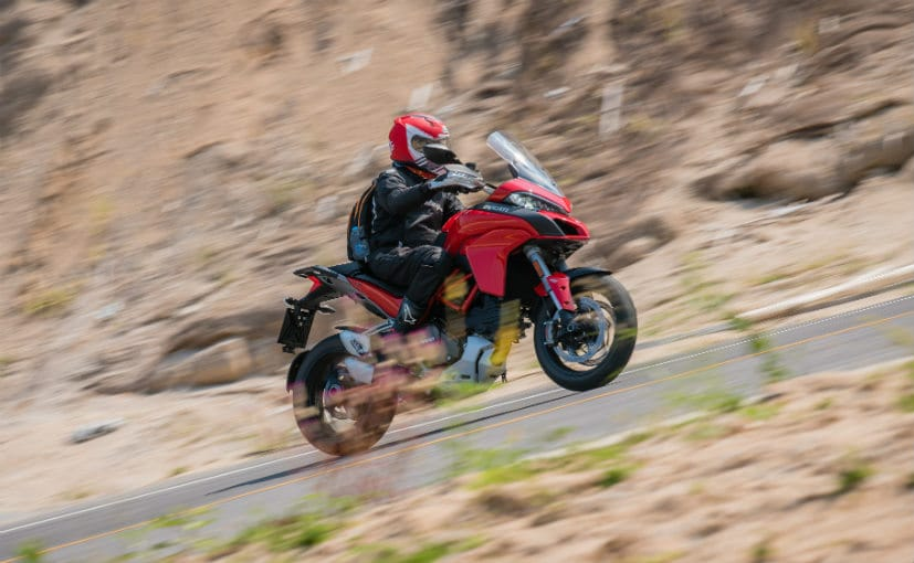 2016 Ducati Multistrada 1200S - First Ride