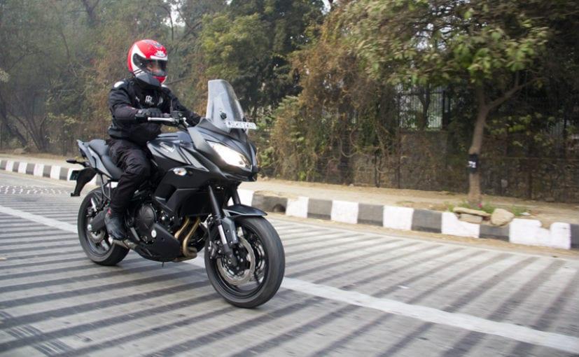 2016 Kawasaki Versys 650 Review