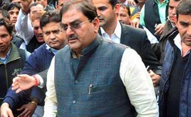 Abhay Chautala Resigns As Leader Of Opposition In Haryana Assembly