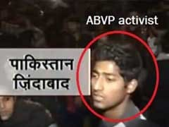 ABVP Members Shouted 'Pro-Pakistan' Slogans, Alleges Video Gone Viral