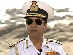 Navy Chief Says Government Looking At All Aspects For Agusta Probe