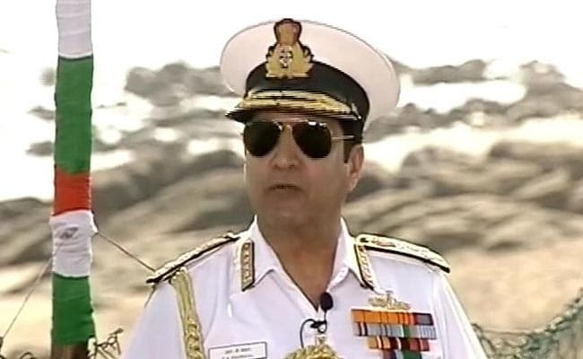 Air Safety Is Of Paramount Importance To Navy: Admiral RK Dhowan