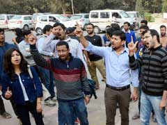Cannot Have Anarchy In Universities, Says Congress On Afzal Guru Protest In JNU