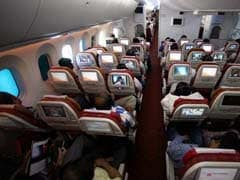 Drunk Air India Passenger Fined 1,000 Pounds For Urinating In Aisle
