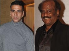 Akshay Kumar Gets Kicked and Punched by Rajinikanth. But 'It's Great'