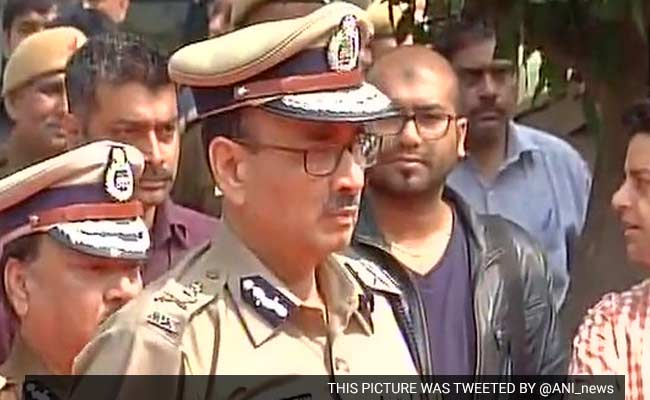 Alok Verma Takes Charge As Delhi's New Police Commissioner