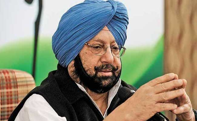 Delhi Court Tells Punjab Chief Minister Amarinder Singh To Vacate Bungalow