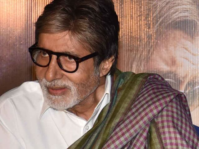 Amitabh Bachchan Undergoes Medical Tests, Says 'Need to Rest'
