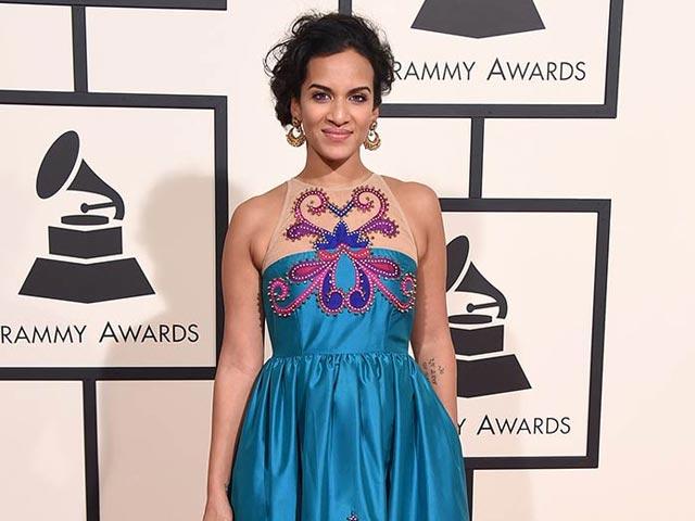 Anoushka Shankar Went Home Grammy-Less But Had 'Fun Backstage'