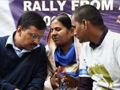 दिल्ली की केजरीवाल सरकार ने रोहित वेमुला के भाई को दी नौकरी की पेशकश