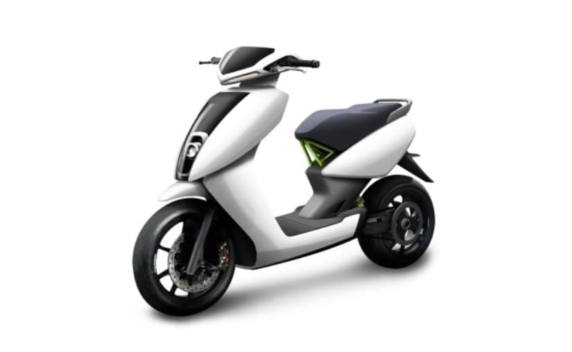 The Ather S340 electric scooter will produced in Bengaluru