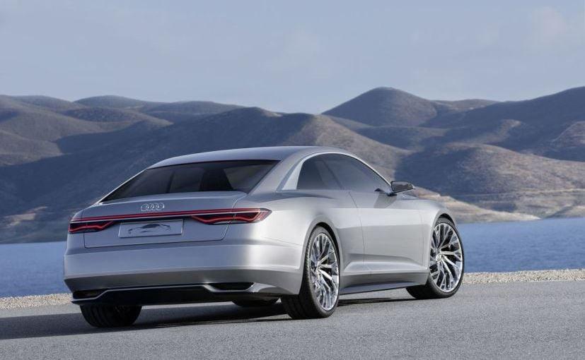 Auto Expo 2016: Audi Displays 'Signature' prologue Concept ...