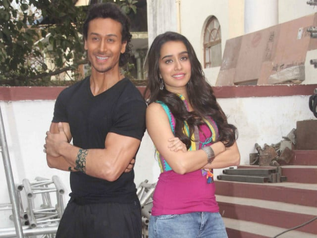 Shraddha Kapoor on Her 'Dance Competitions' With Tiger Shroff as Kids