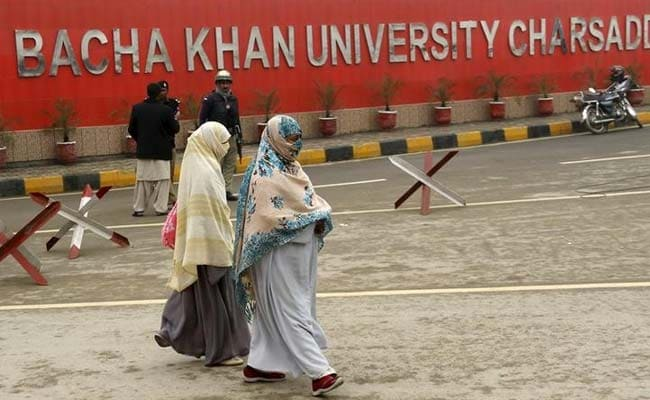 Pakistan's Bacha Khan University Reopens After Attack; Teachers Allowed Guns