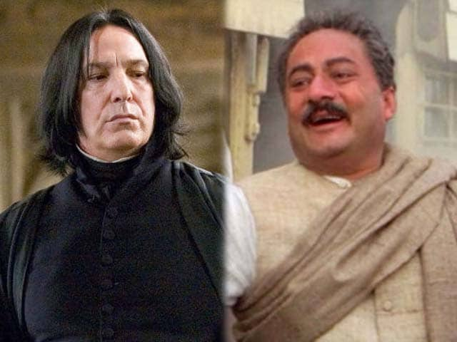BAFTA 2016: Saeed Jaffrey, Alan Rickman, David Bowie Remembered