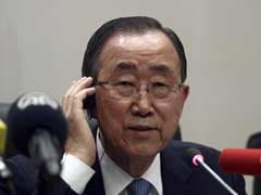 UN Chief Urges End To 'Madness' Of Nuclear Weapons Testing