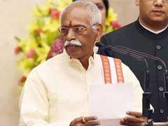 Congress, Left Doing Politics With Eye On State Polls: Bandaru Dattatreya