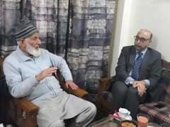 पाकिस्तान के उच्चायुक्त अब्दुल बासित मिले अली शाह गिलानी से, कश्मीर मुद्दे पर जताया समर्थन