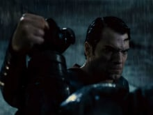 Trailer: <I>Man of Steel</i>, Huh? Superman Meets Batman's Fist. Then, This