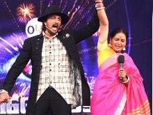 Actress Shruthi Wins Sudeep's <I>Bigg Boss 3</i> Kannada
