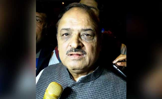 BJP Lawmaker O P Sharma's Suspension Revoked From Delhi Assembly
