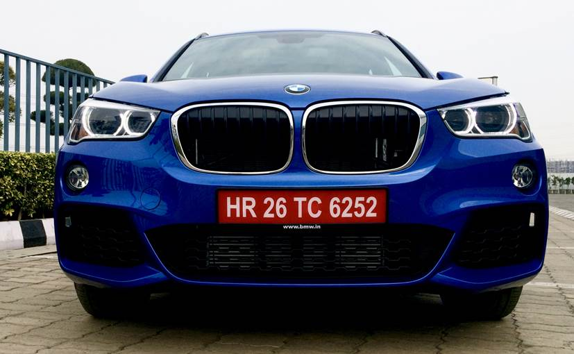 BMW X1 Front Fascia