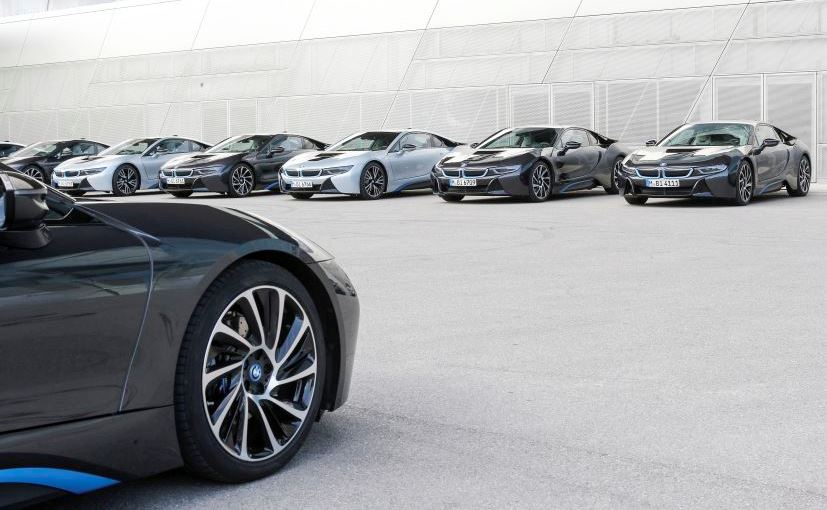 BMW i8 Is Now the Top-Selling Hybrid Sports Car in the World