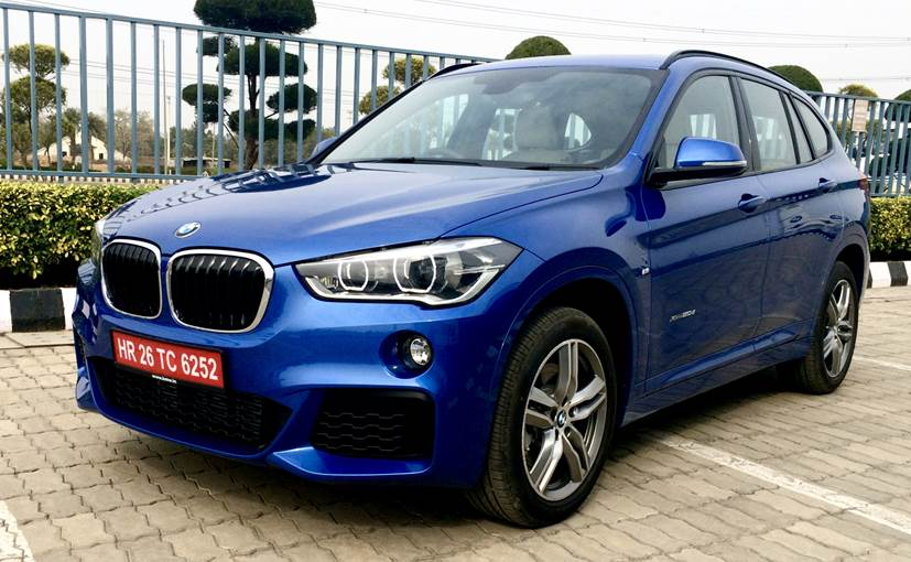 Exclusive Review: 2nd Generation BMW X1 - NDTV CarAndBike