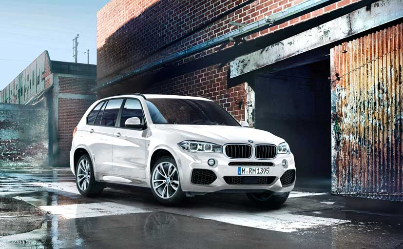 bmw x5 m sport launched priced at rs lakh ndtv. Black Bedroom Furniture Sets. Home Design Ideas