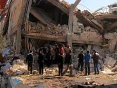 Kremlin Denies Russian Strikes On Syria Hospitals
