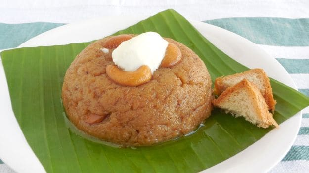 Bread Halwa: The Indian Take on Bread Pudding