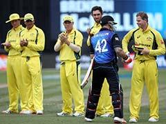 'विदाई' वनडे मैच में न्यूजीलैंड टीम ने मैक्कलम को दिया जीत का तोहफा